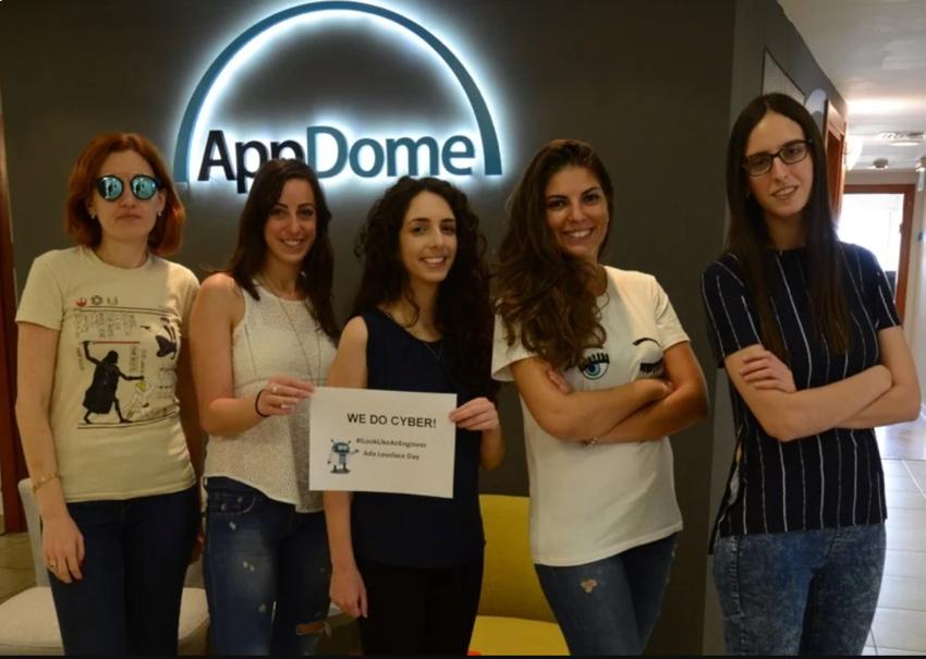Appdome Women in Tech