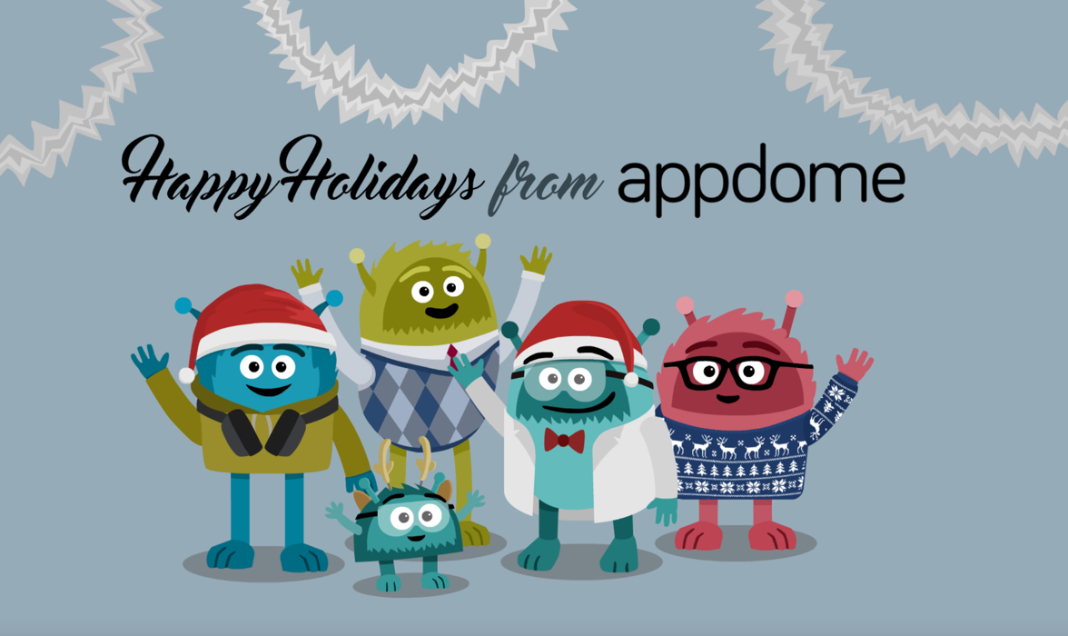 Happy Holidays from Appdome