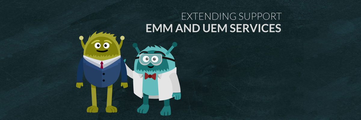 appdome EMM and UEM services banner