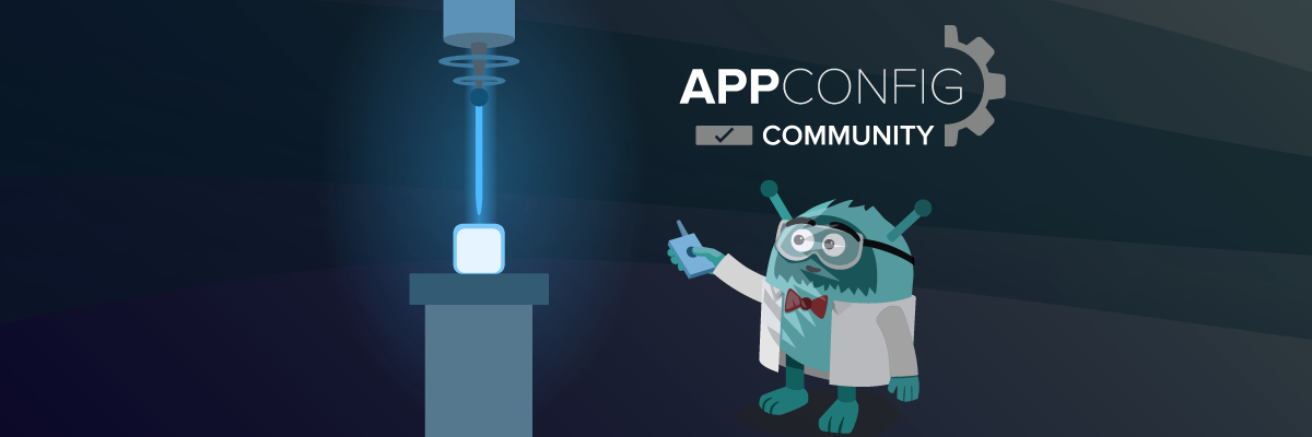 Appdome ONE-AppConfig Banner