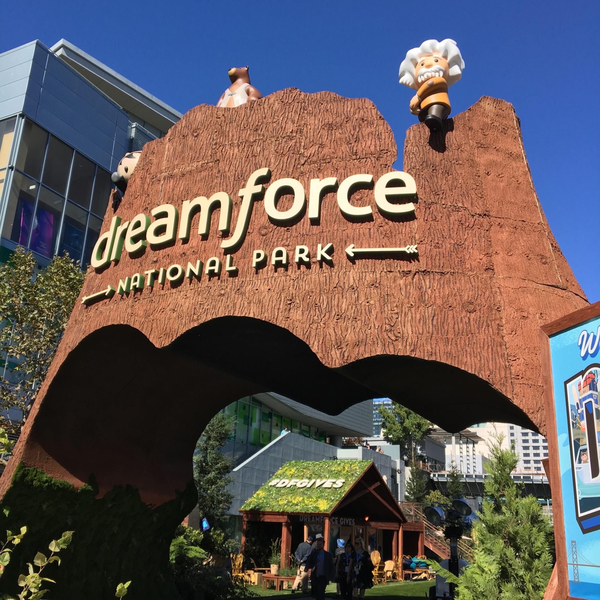 Dreamforce National Park