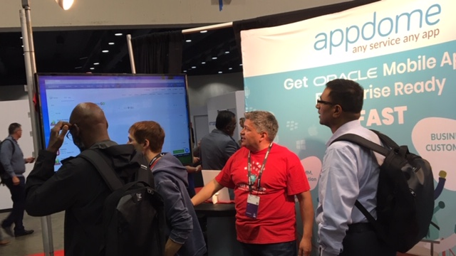 Meet the Appdome team in booth 3400