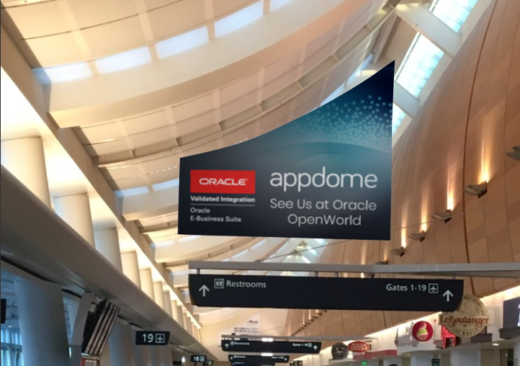 Appdome at Oracle OpenWorld