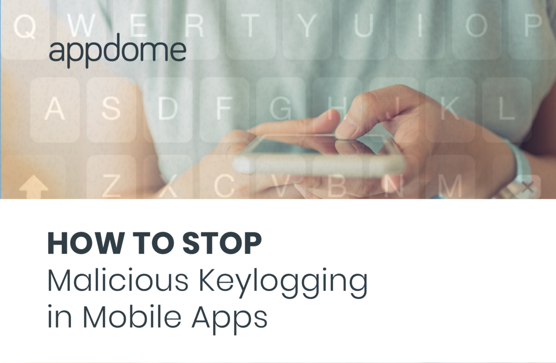 How to Stop Malicious Keylogging in Mobile Apps