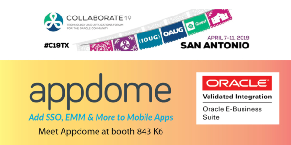 Appdome at Collaborate19