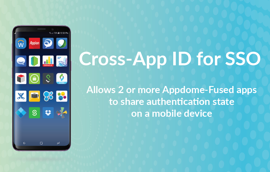 Cross-App ID for SSO