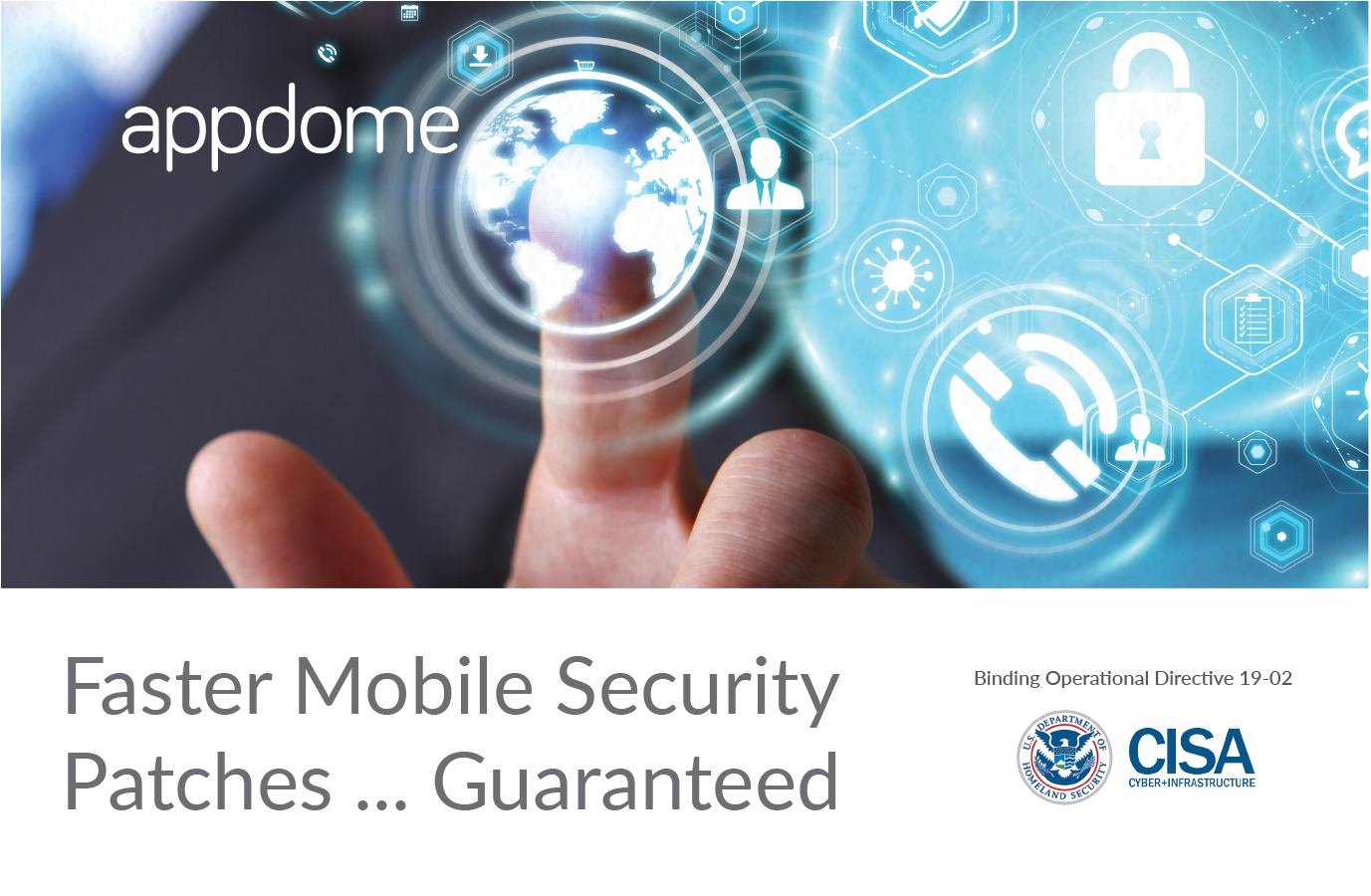 Faster Mobile Security Patches for Binding Operational Directive 19-02
