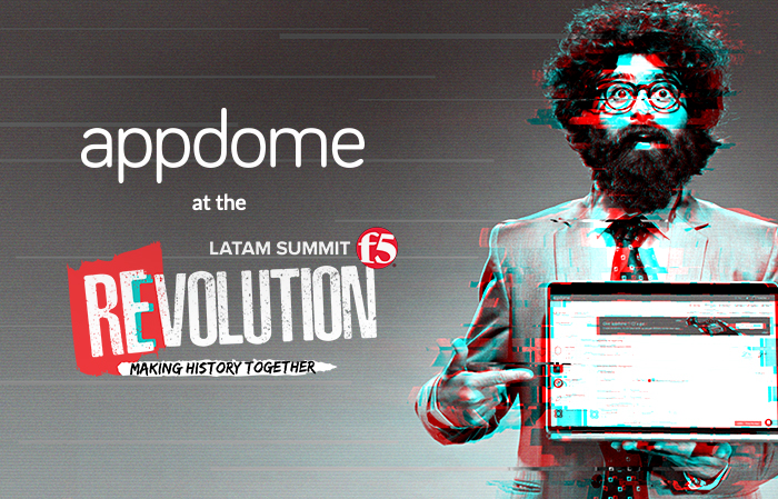 Appdome at the F5 LATAM Summit