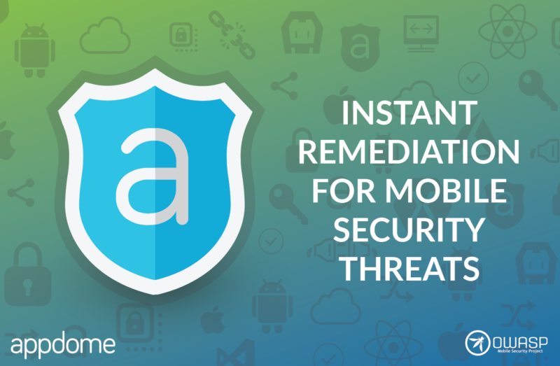 Instant Remediation for Mobile Security Threats