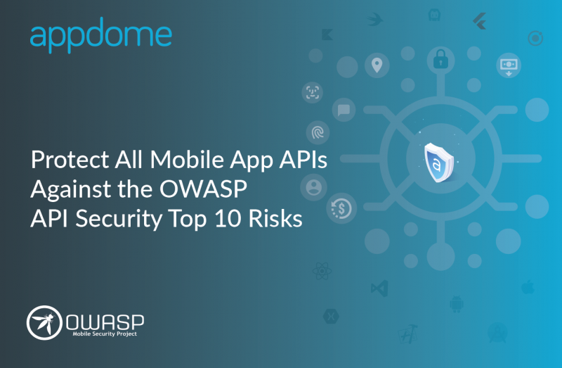 protect all mobile app apis against the owasp api security top 10 risks