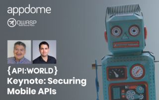 2019 API World Keynote with OWASP Co-Chair