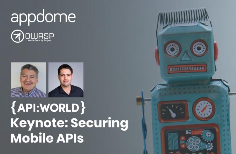 2019 API World Keynote with OWASP Co-Chair