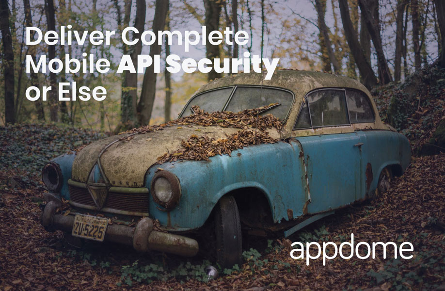 Appdome Makes Mobile API Security Easy for Developers