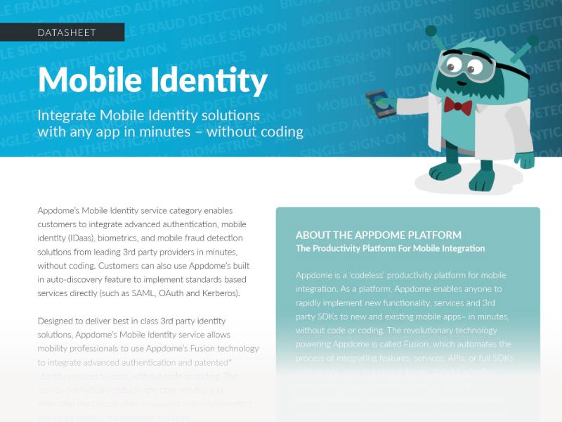 Mobile Identity