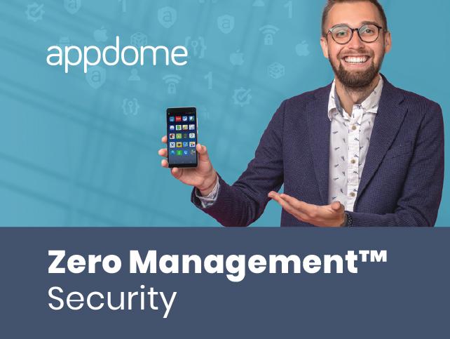 Zero Management Mobility