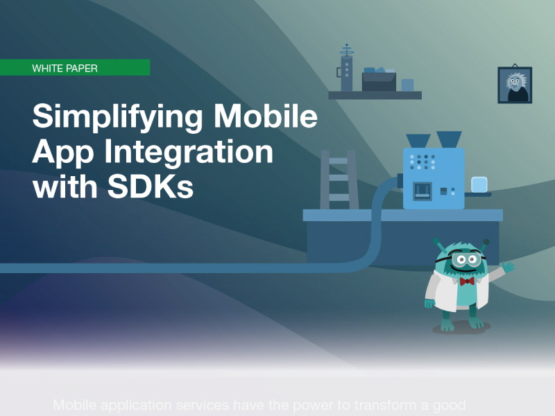 simplify mobile app integrations with SDKs