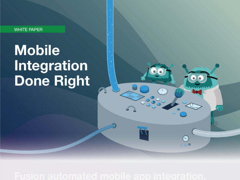 Mobile Integration done right