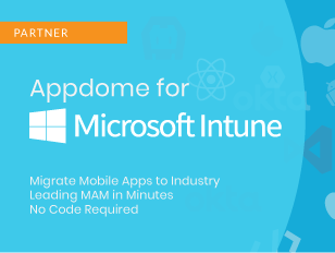 No code - Microsoft Intune