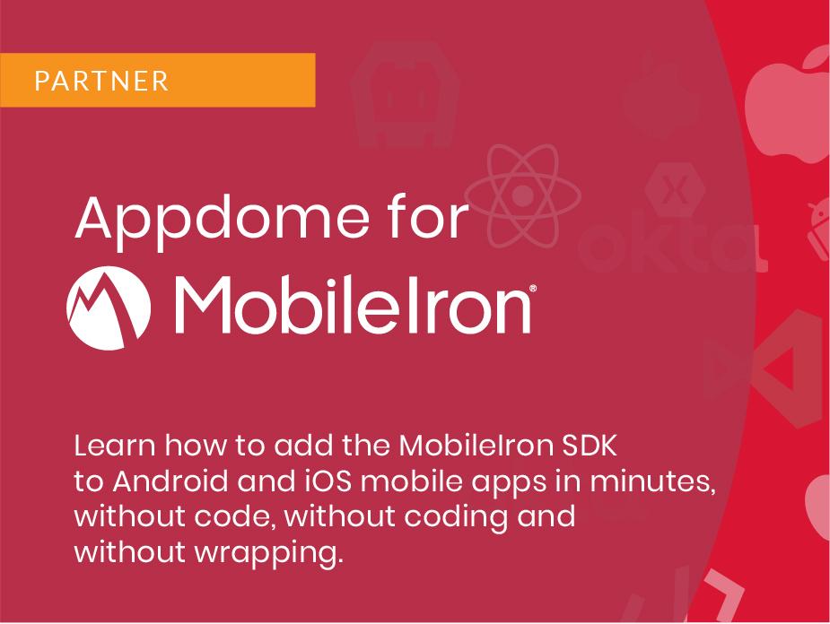 No code - Mobilelron integration