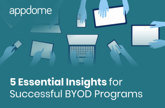 5 Essential Insights for Successful BYOD Programs