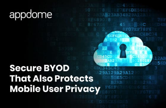 Blog Secure Byod That Also Protects Mobile User Privacy