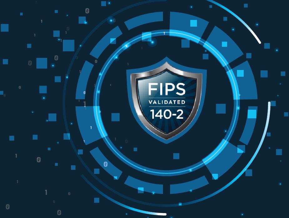 FIPS 140-2 Validated logo