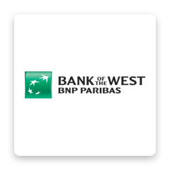 Bank of the West BNP - logo