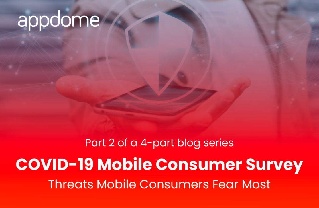 COVID-19 Mobile Consumer Survey Part 2 Threats Mobile Consumers Fear Most