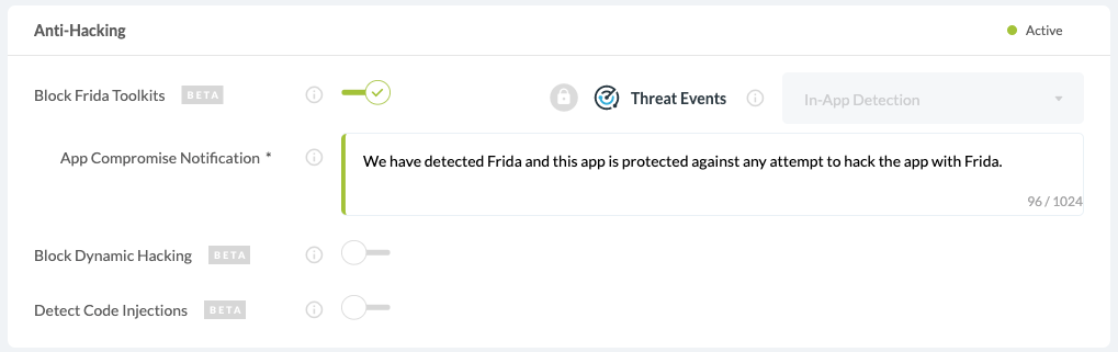 Block Frida Toolkits from Hacking iOS Apps on Appdome