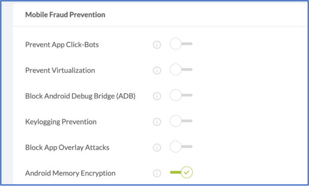 prevent memory editing