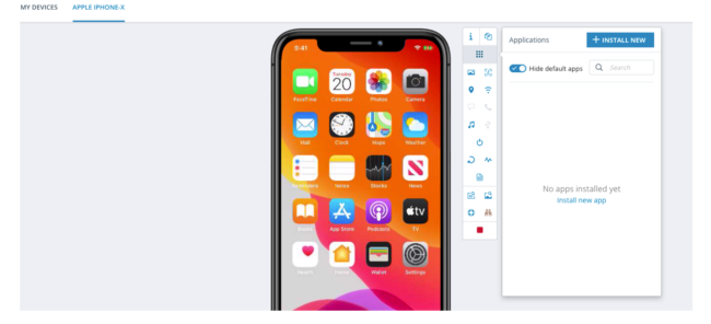 perfecto.mobile.automation.testing