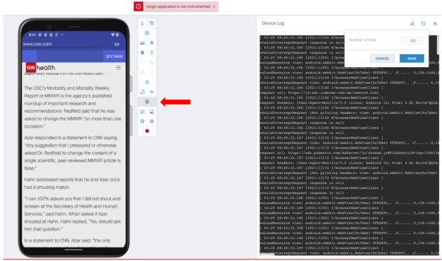 perfecto.mobile.automation.testing.android